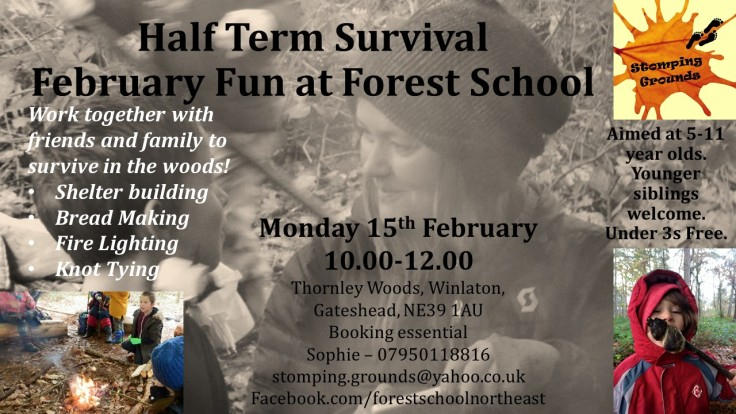 Half Term Survival